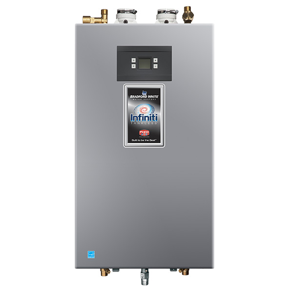 Bradford White Ef100t 199 E3n Ef Series 100 Gal Natural Commercial Gas Water Heater Commercial Water Heater Sales Eplumbing Products Inc